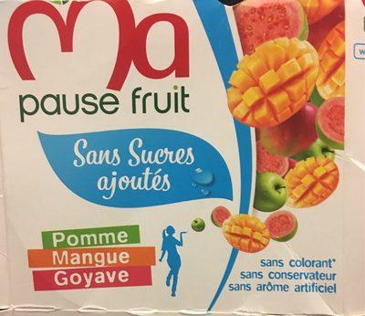 Ma pause fruit - Product