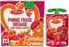 MATERNE SSA Pomme Fraise Grenade Céréales & Graines - Prodotto