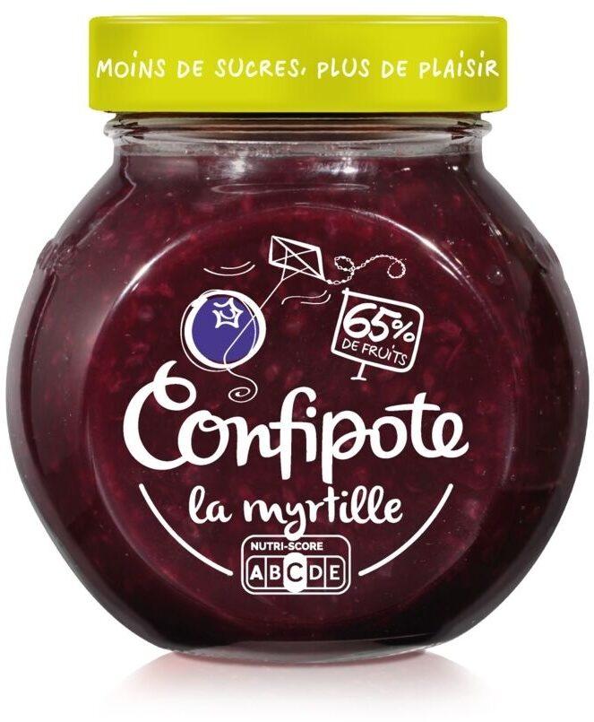 CONFIPOTE La myrtille - Product - fr