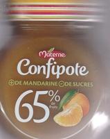 Confipote Mandarine - Product