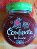 Confipote Fraise - Product