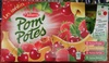 Pom'Potes Les Inédits Pomme Fraise / Banane / Cerise / Nature - Product