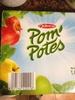 Pom'potes pomme nature 20x90g pack economique - Product