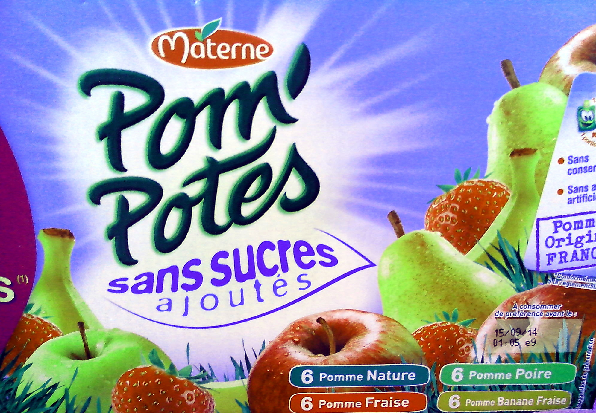 Pack de Pom'potes - Product