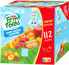 POM'POTES SSA Pomme/Pomme Abricot/Pomme Framboise/Pomme Mirabelle 112x90g Format Familial - Product