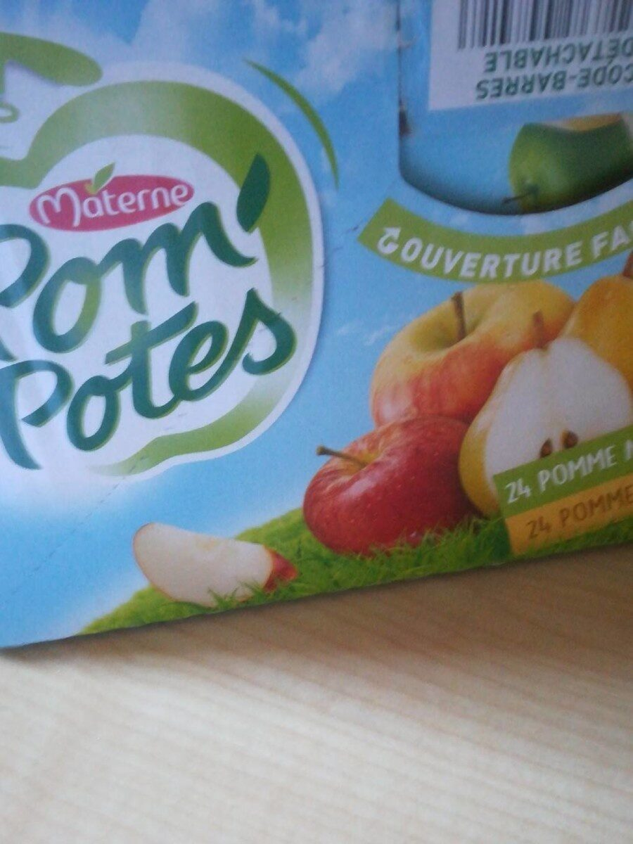 Compote - Produit
