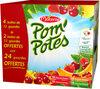 POM'POTES Pomme/Pomme Cerise/Pomme Banane/Pomme Fraise 72x90g 48+24 Offertes - Product
