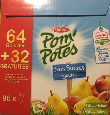 96 Pom'potes - Product - fr