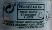 Pom'Potes (Pomme) - Recyclinginstructies en / of verpakkingsinformatie - fr