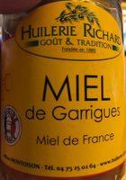 MIEL DE GARRIGUES - Produit - fr