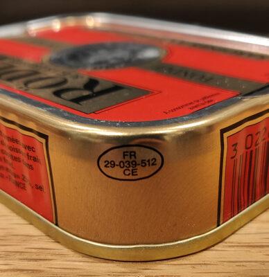 Sardines a l'huile d'olive - Produit - fr