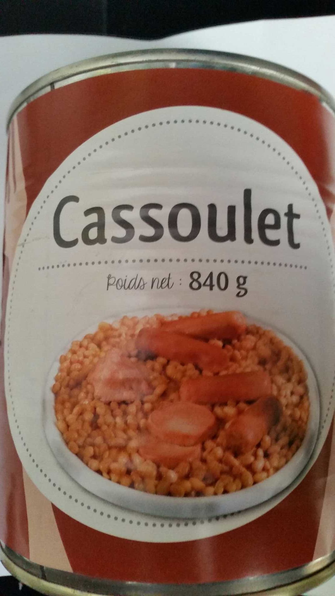 Cassoulet - Product - fr
