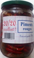 Piment rouge - Product