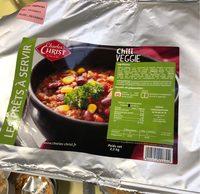 Chili veggi - Produit
