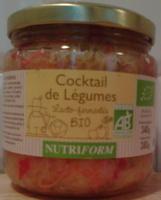 Cocktail de légumes lactofermentés - Product - fr