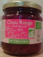 Chou rouge lacto-fermenté - Product