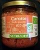 Carotte Lacto-fermentée Bio - Produit