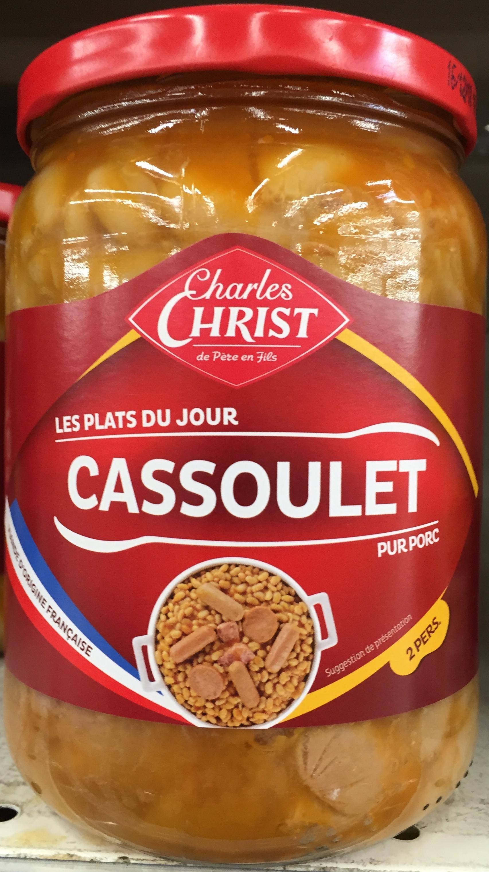 Cassoulet - Pur Porc - Produit - fr