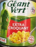 Maïs doux en grains extra croquants - Product - fr