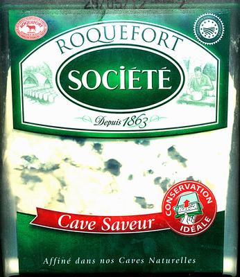 Roquefort AOP Cave Saveur - Product - fr