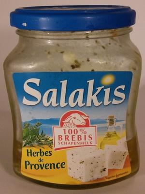 Fromage de brebis, herbes de Provence - Product