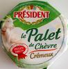 le Palet de Chèvre Crémeux - Product