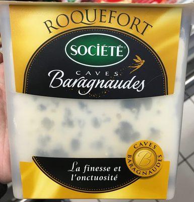 Roquefort AOP Caves baragnaudes - Produit - fr