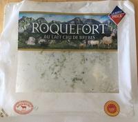 Roquefort au lait cru de brebis (31 % MG) - Product - fr