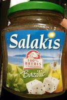 100 % Brebis Basilic - Produit