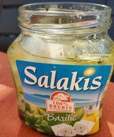 Feta Basilic - Produit - fr