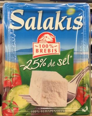 -25% de Sel (23% MG) - Produit