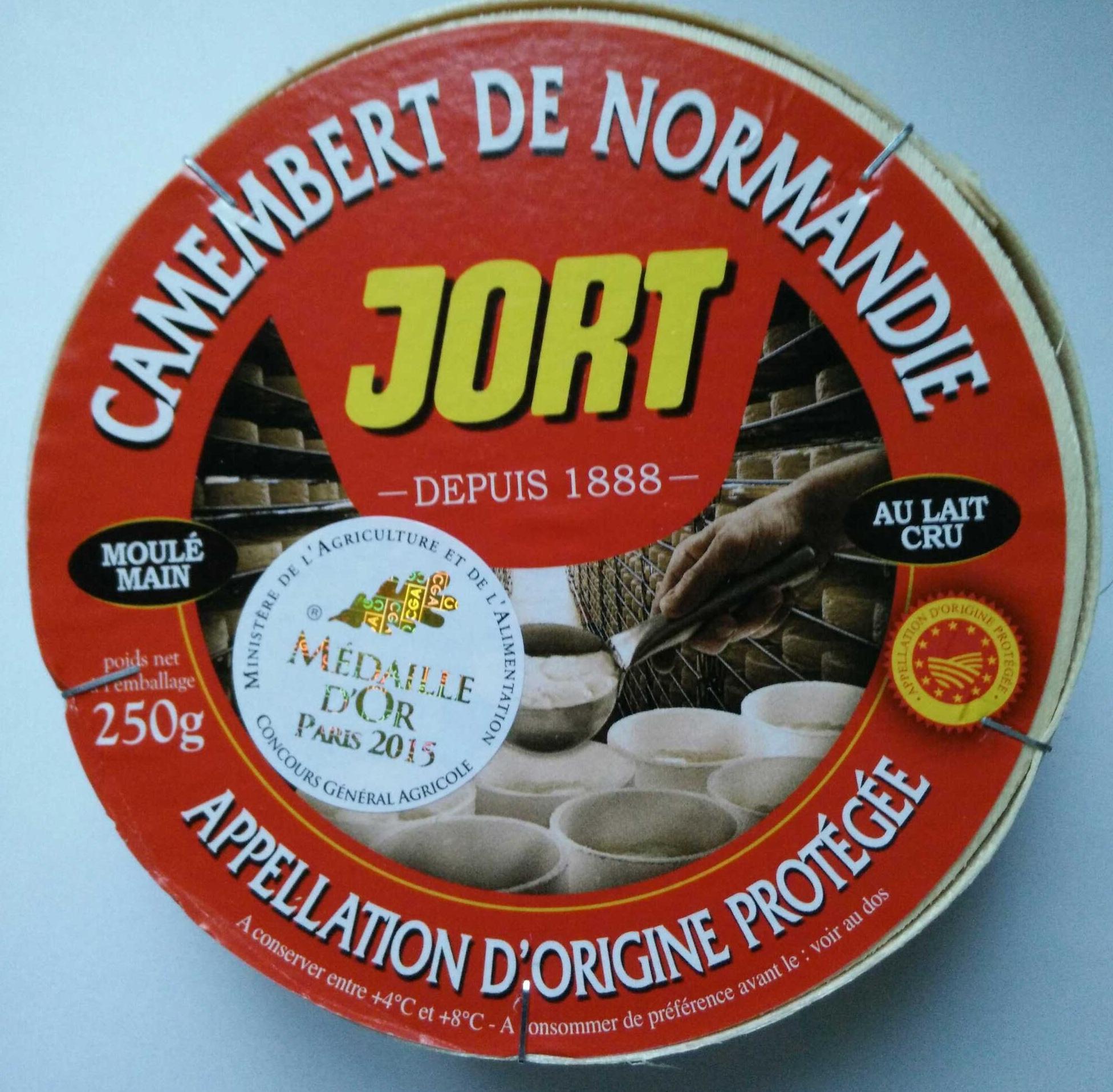 Camembert de Normandie (22% MG) - Product