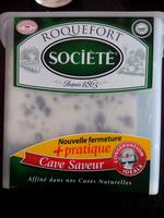 Roquefort AOP Cave Saveur - Produit - fr