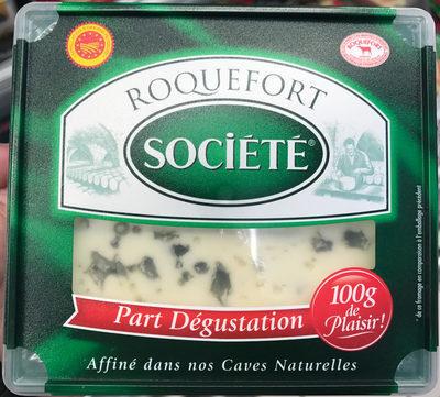 Roquefort AOP (part dégustation) - Product - fr
