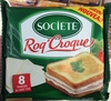 Roq'Croque (8 Tranches) - (17,5 % MG) - Product
