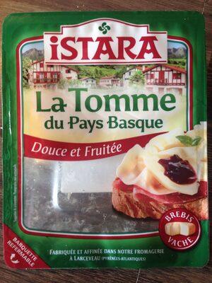 La Tomme du Pays-Basque - Product - fr