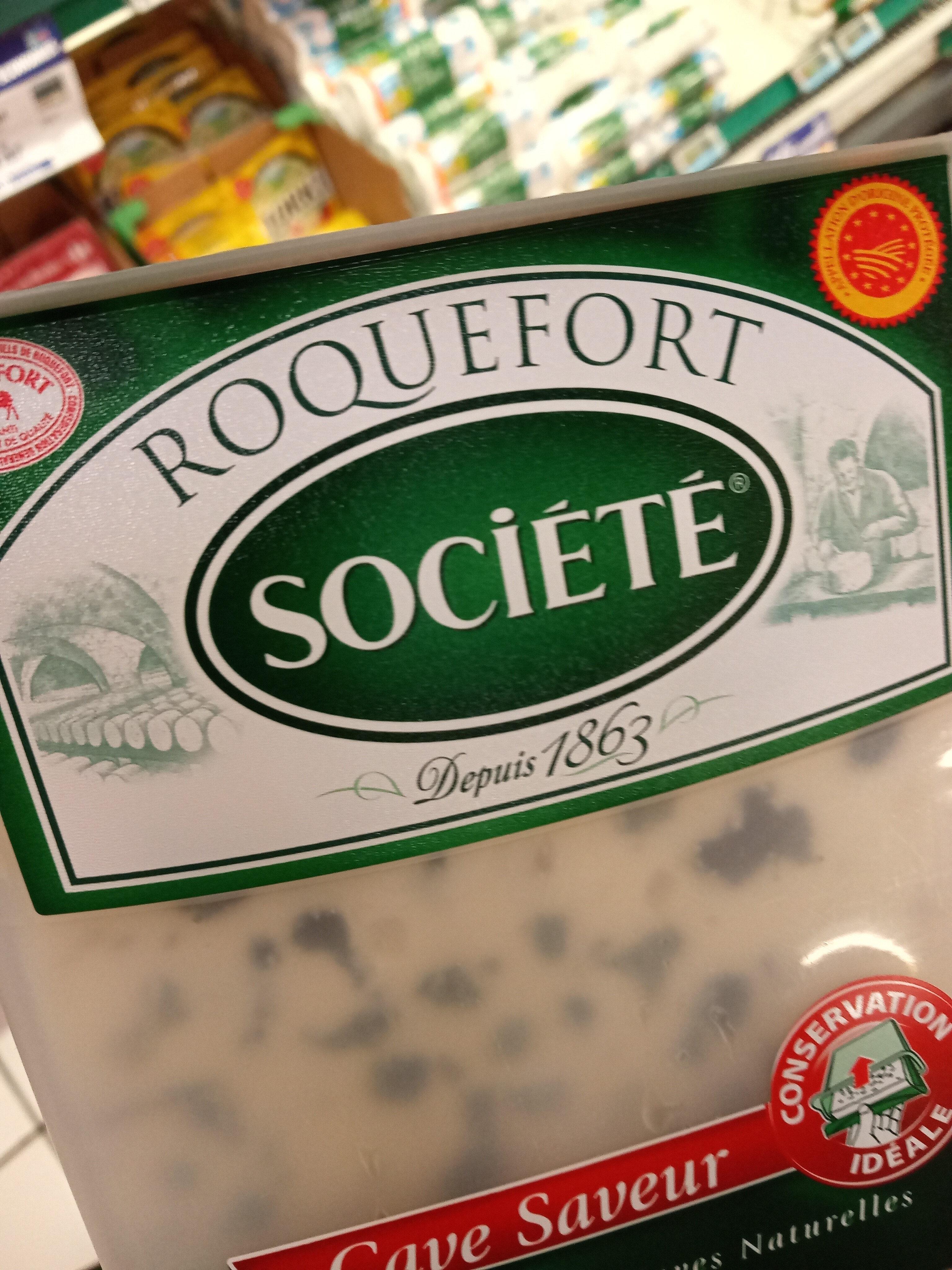 Roquefort Societe - Produit - fr