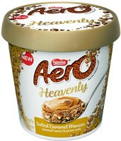 Aero Heavenly Salted Caramel Mousse and Pecan Nuts - Product - en