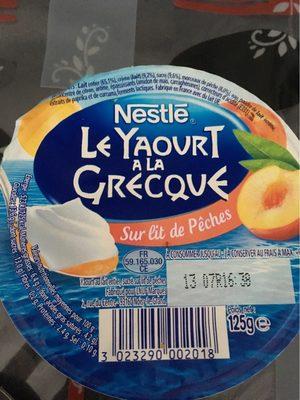 Le Yaourt a la Grecque - Product