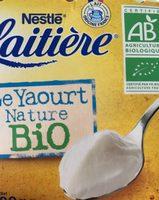 Yaourt nature bio - Product