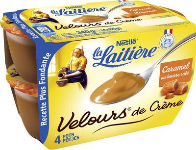 Velours de Crème Caramel - Product - fr