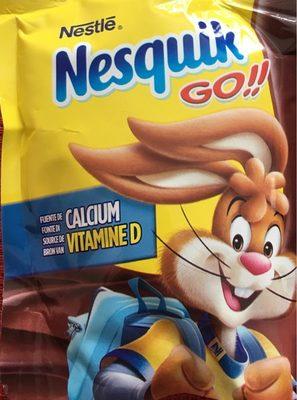 Nesquik go - Producto