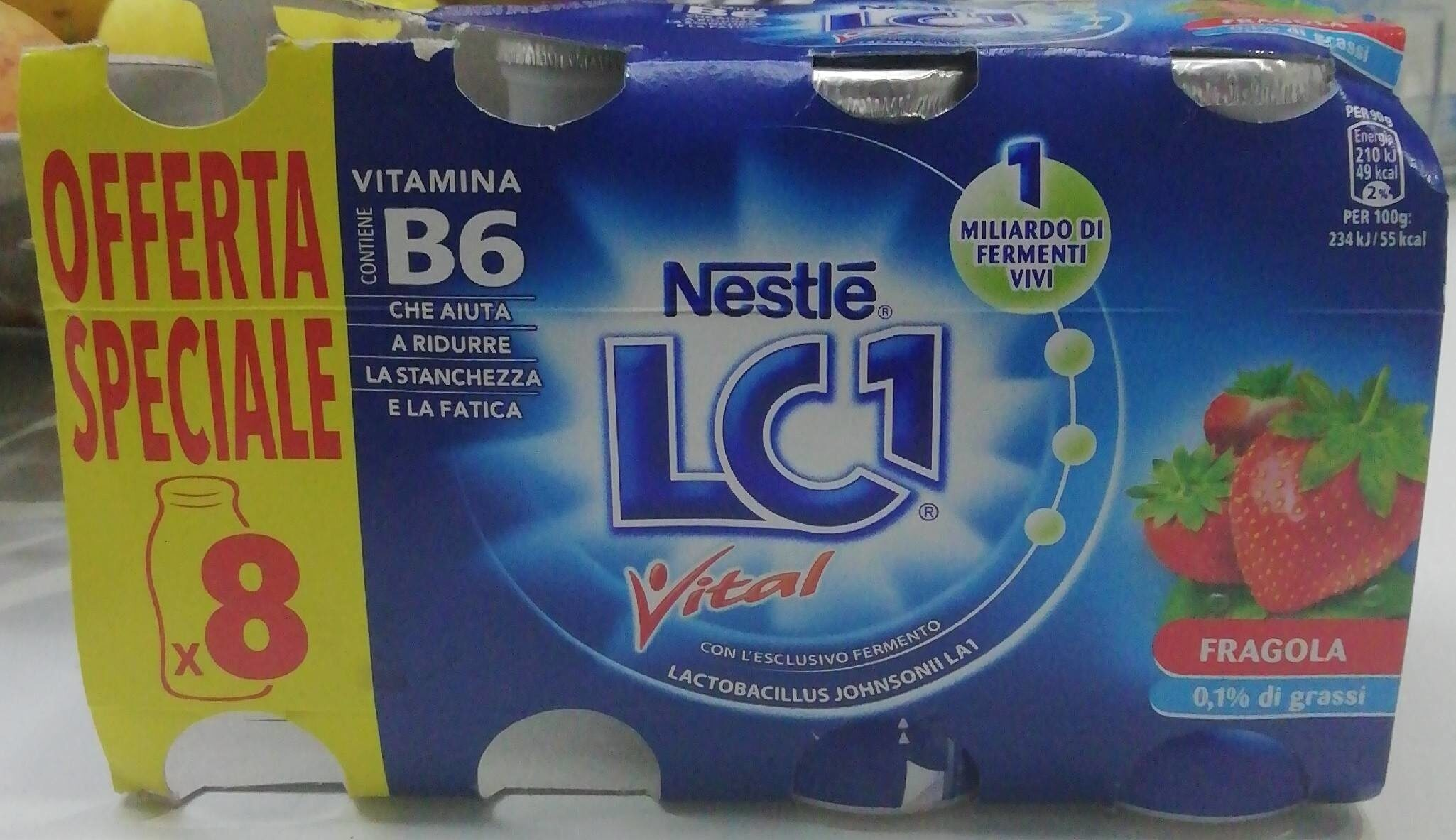 Nestlé LC1 Vital - Prodotto - it