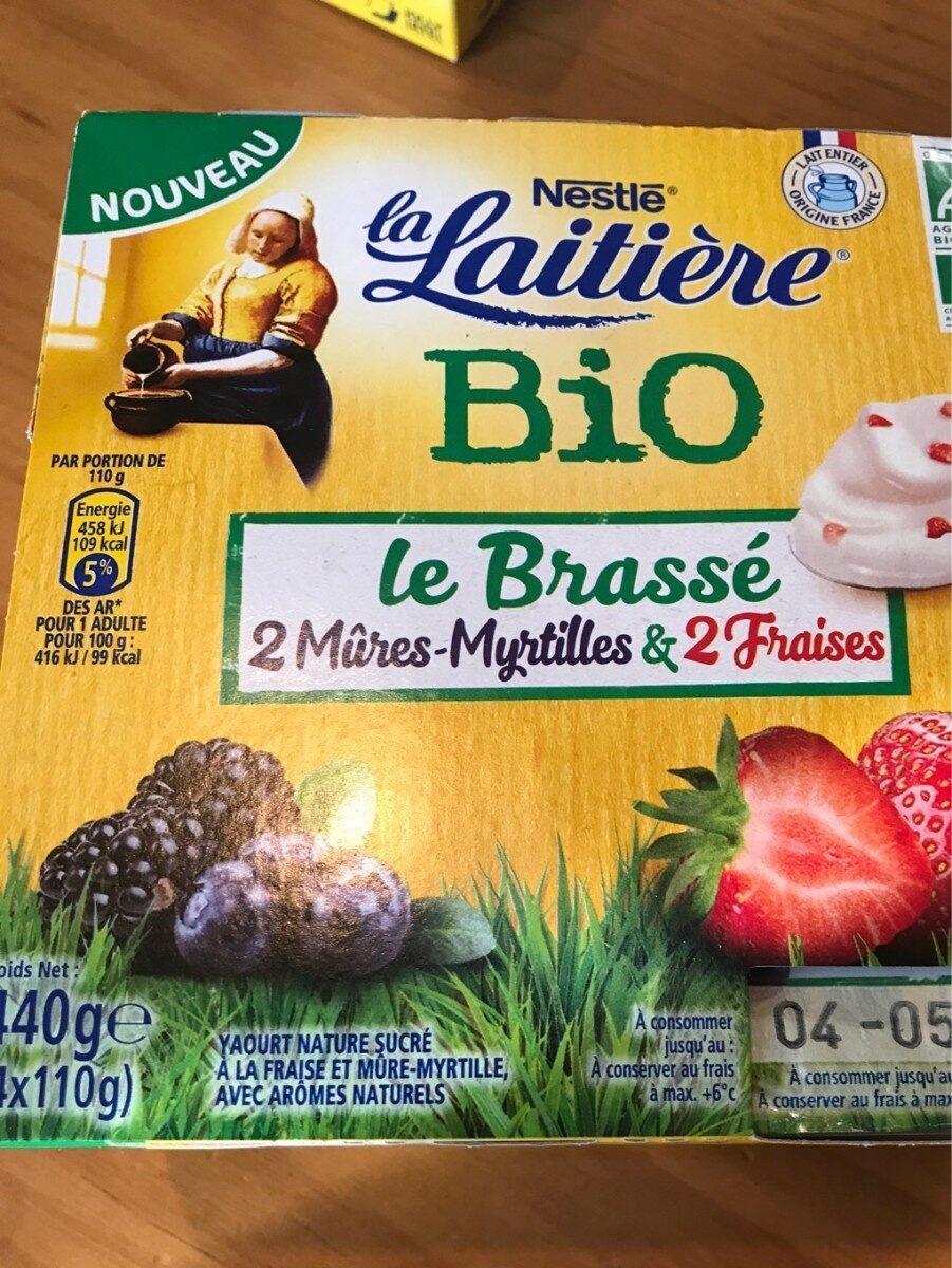 Le brassé - Product - fr