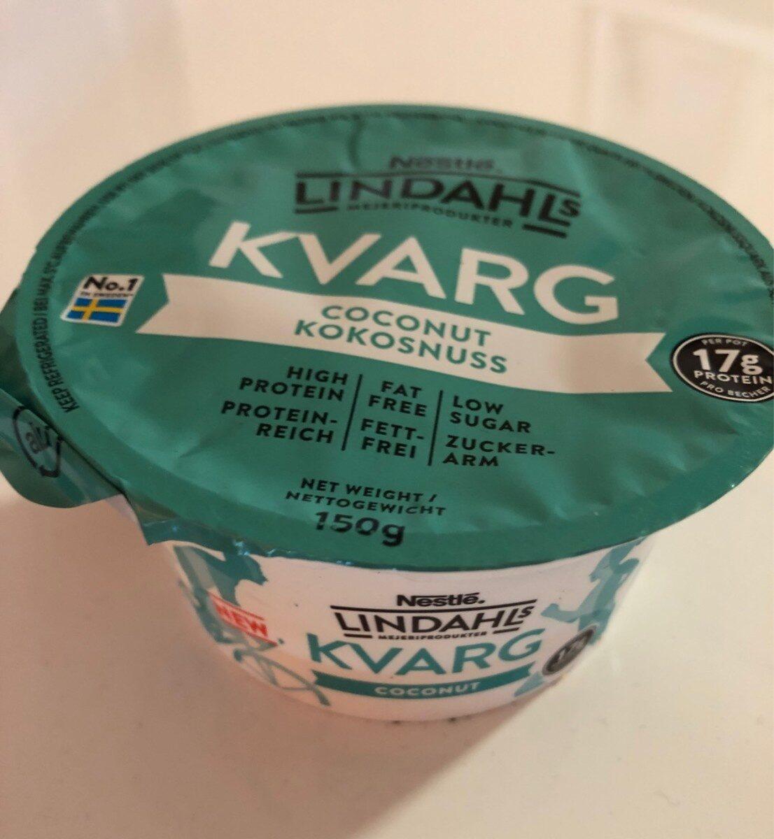 KVARG Coconut - Product - fr