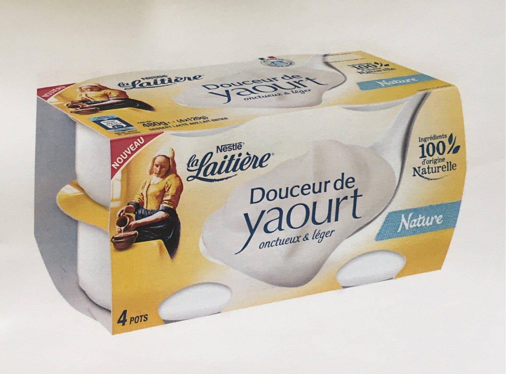 Douceur de yaourt nature - Product