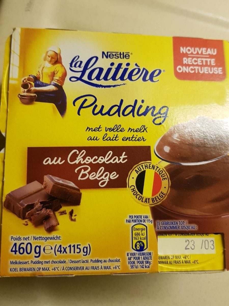 Pudding - Product - fr