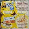 Riz au lait vanille de Madagascar - Product