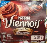 Le Viennois Création Chocolat - Prodotto