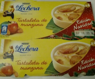 Tartaleta de manzana - Product - es